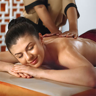 Asian massage experiences