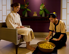 Angsana Spa Foot Treatments