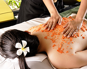 Angsana Spa Body Polishing