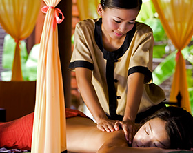 Angsana Spa Full Body Massage